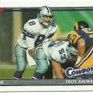 1991 Topps    # 371  Troy Aikman