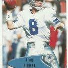 1999  Collectors Edge First Quarter  #  42   Troy Aikman   HOF'er