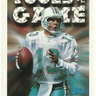 1994   Topps  Tools of the Game   # 545   Dan Marino  HOF'er