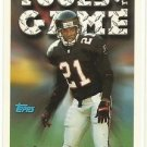 1994  Topps  Tools of the Game  # 544   Deion Sanders  HOF'er