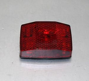 APS Free shipping New 3 LED Bicycle Cycling Bike Bright Rear Tail Light Lamp
