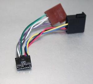 APS PANASONIC 16 PIN BRAND NEW ISO WIRING HARNESS SKPAN1605-21+ISO