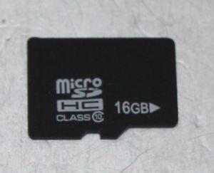APS SanDisk microSDHC 16 GB MicroSDHC Card - (SDSDQ-016G)