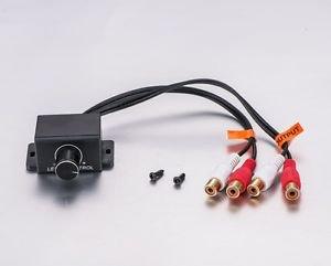APS 25PC LOT CAR AUDIO AMPLIFIER REMOTE LEVEL RCA CONTROL BASS BOOST KNOB