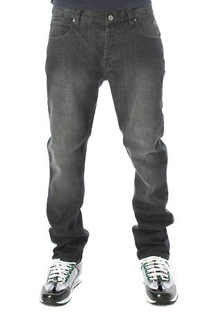 The Slim Charcoal Jean
