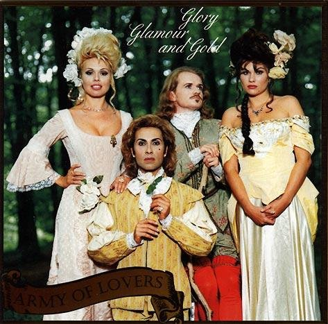Army of Lovers - Glory Glamour And Gold (CD)