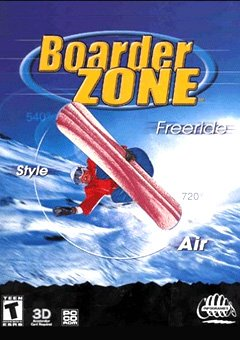 Boarder Zone (2000)