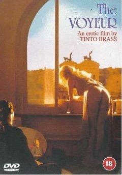 The Voyeur by Tinto Brass (DVD,1993)