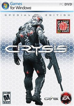 CRYSIS - Special Collectors Edition [PC Games]