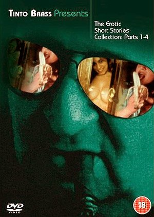 Tinto Brass Erotic Short Stories Collection (4-DVD Boxset)