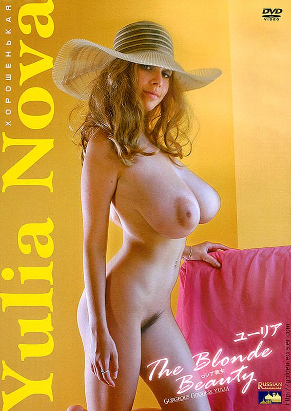 Yulia Nova - The Blonde Beauty  (DVD, 2013)
