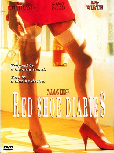Red Shoe Diaries, The Movie (DVD, Canadian release)