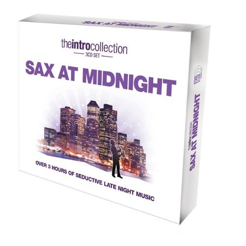 Sax at Midnight [3 CD's Collection, 2008]