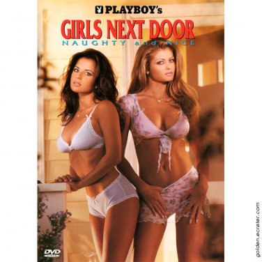 Playboy's Girls Next Door: Naughty and Nice (DVD, 1998)