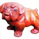 Wooden Bulldog small