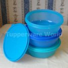 TUPPERWARE - Salad Bowl Set of 3