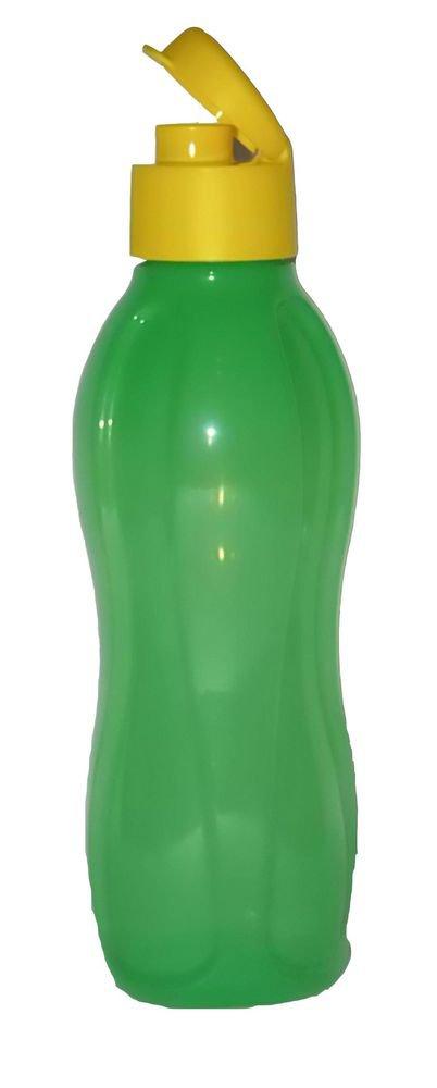 TUPPERWARE - DRINK STORAGE - Eco Bottle 750ml Flip top Green