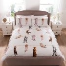 Kitten duvet set single