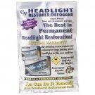 Headlight Restoration system CV Crystal View Restoration Kit all Cars and Trucks