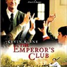 THE EMPEROR'S CLUB DVD BRAND NEW