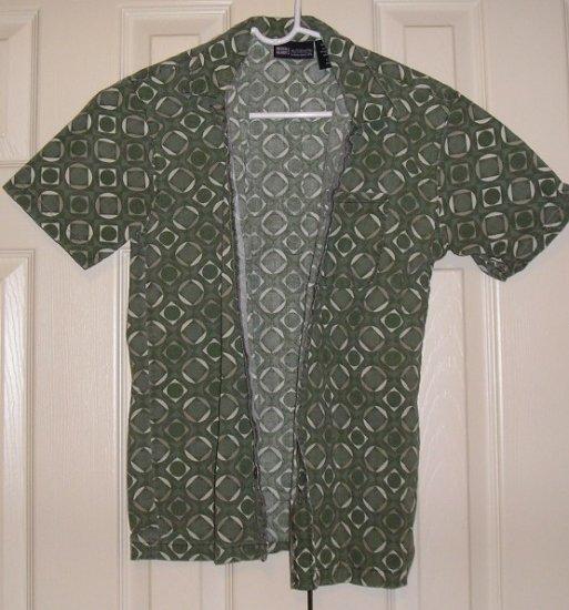 Boys Large Short Sleeve Oxford Shirt - SAVE BIG!