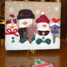 NEW Holiday Treasurers Ornament Set Ornaments Gift Clearance!