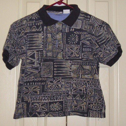 Boys Like New Polo Shirt - Medium Ashcreek Ash Creek!