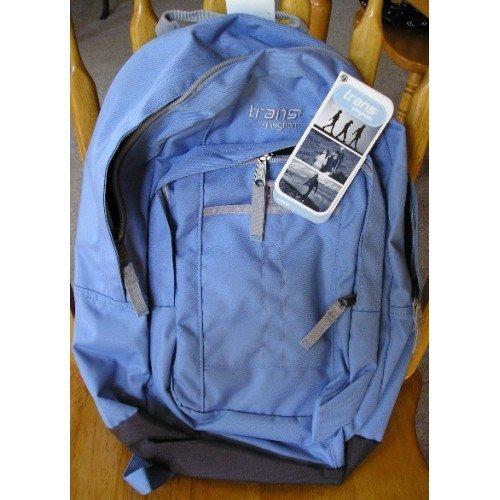 Jansport Trans BackPack Back Pack Large BLUE NEW!