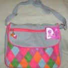 Bath and Body Gift Set + Bonus Spring Purse Carry Bag NEW