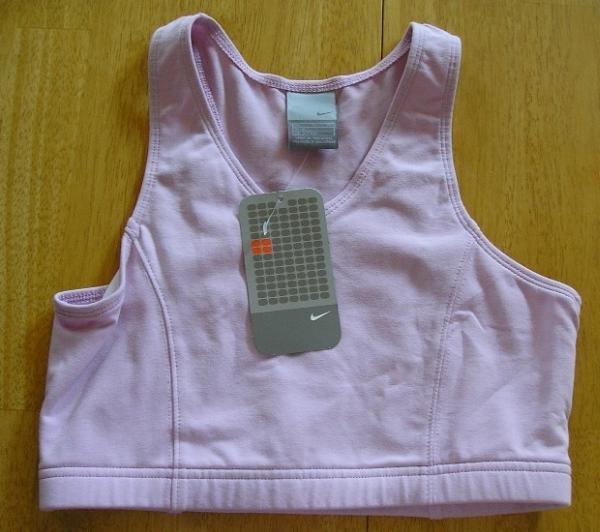 NEW Nike Sports Bra Girls, Teens Jrs. Size XL - PINK!!