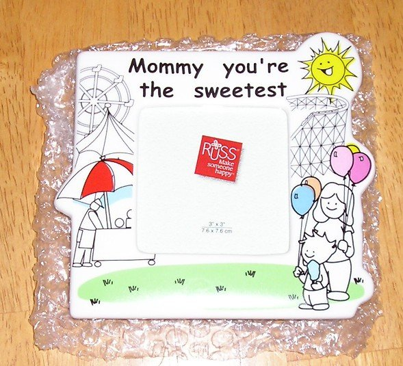 Desktop Picture Frame Mommy Sweetest - NEW GIFT !!!