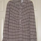 Duo Matenity Shirt Top - Large NEW and Stylish!