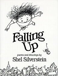 Poetry Falling Up by Shel Silverstein - Like New Exc Book GIFT