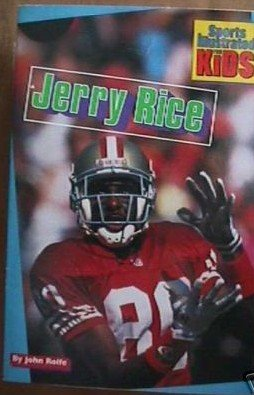 John Rolfe - Jerry Rice - Youth Book - STEAL!!
