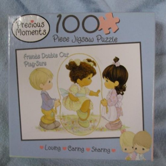 New Precious Moments 100 Pc. Puzzle - Great GIFT!!!
