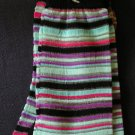 New Striped Casual Socks Womens Nice Crew Length Cute!
