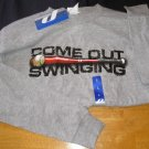 ProSpirit Boys Teens T-Shirt Shirt Baseball Swinging Large NEW