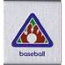 Baseball Cub Scout Belting Loop Recognition Item NEW Lot of 3