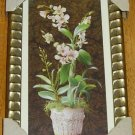 Sonoma Wall Art Small Floral Framed Print NEW