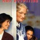 Mrs. Doubtfire VHS Movie Robin Williams Sally Field Family Film