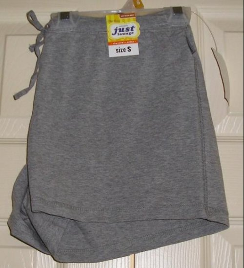 Old Navy Lounge Shorts Stretch in Gray Size Small NEW