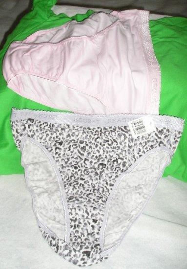 Secret Treasurers 2 Pair Womens Teens Juniors Girls Sz L 7 Bikinis!