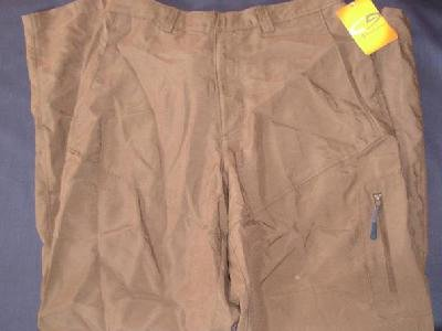 C9 Mens Teens Athletic Pants by Champion Khaki Small NEW