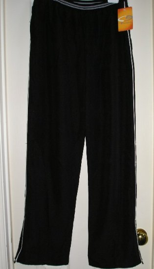 C9 Womens Running or Athletic Pants  Teens NEW Black Medium
