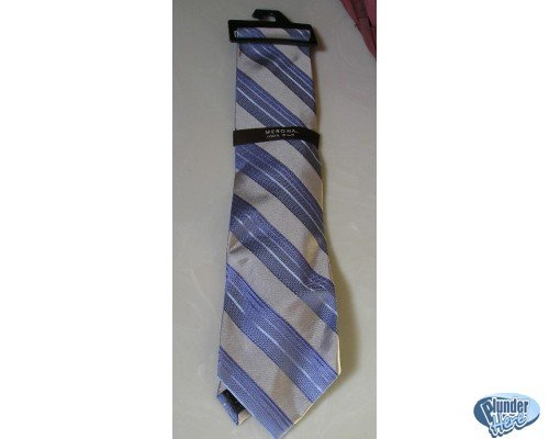 NEW 100% Silk Neck Tie for Men Boys Teens Merona