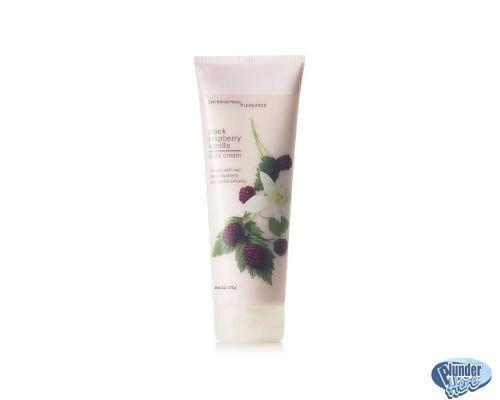 Bath & Body Works Black Rasberry Vanilla Body Cream NEW 8 oz