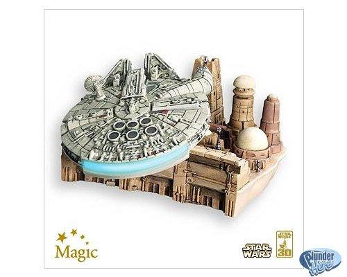 NEW 2007 Hallmark Star Wars Adventure Begins Collectible Ornament Keepsake
