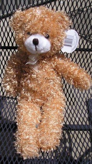Cuddly Cousins 19 Inch GOLDEN Teddy Bear FREE Shipping NEW