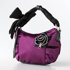 New Candies Satin MiniBag Candie's Satin Mini Bag Purple ~~ $25.00