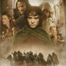 Lord of the Rings Fellowship of the Ring VHS 2001 NEW SEALED